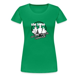 HOUSE OF BURNING UNDERWEAR - Frauen Premium T-Shirt