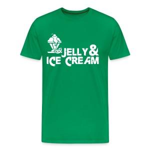 Jelly & Ice Cream - Men's Premium T-Shirt