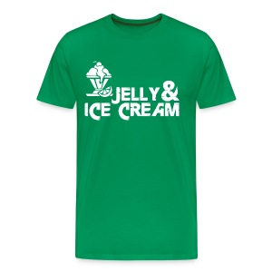 Jelly & Ice Cream - Men's Premium T-Shirt