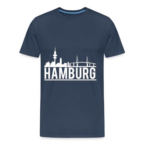 T-shirt hamburg - Männer Premium T-Shirt