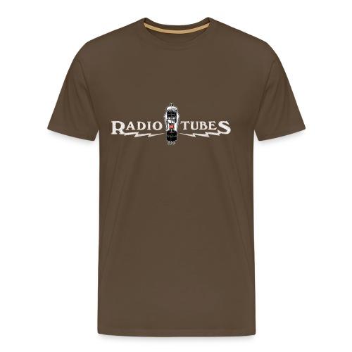 Radio Tubes - Männer Premium T-Shirt
