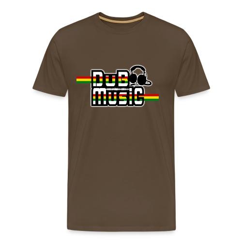 Dub Music - T-shirt Premium Homme