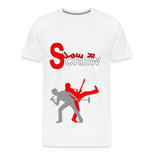 supercrew - Mannen Premium T-shirt