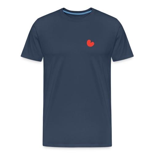 Heren shirt Pompebled - Mannen Premium T-shirt