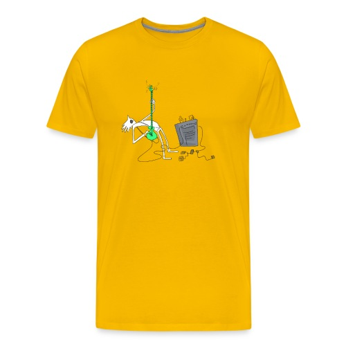 Rck-white - Männer Premium T-Shirt