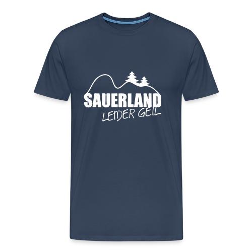 Sauerlandgeil - Männer Premium T-Shirt