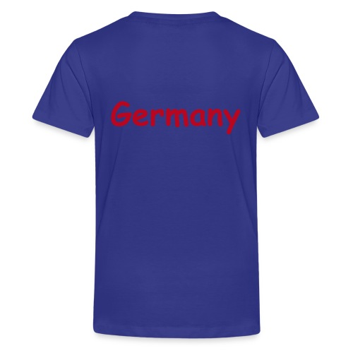 Kindershirt Quakenbrück - Teenager Premium T-Shirt