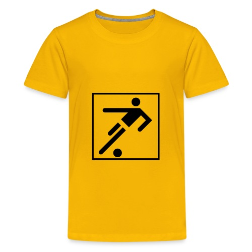 Kinder T-Shirt 18 - Teenager Premium T-Shirt
