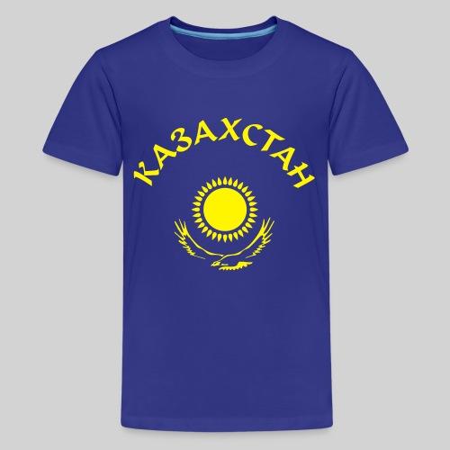 kasachstan logo wappen thsirt