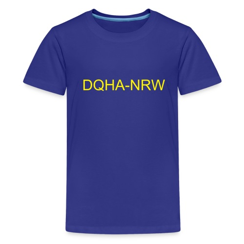 DQHA-NRW Kids Shirt - Teenager Premium T-Shirt