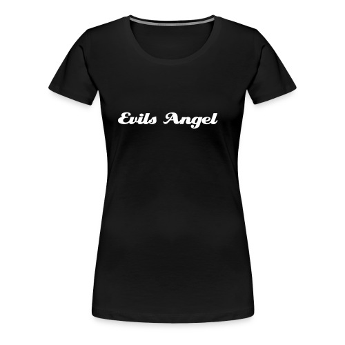 Evils Angel Girlie Shirt - Frauen Premium T-Shirt