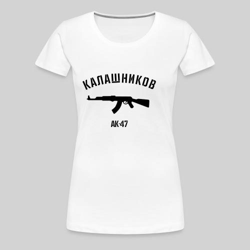 kalashnikov AK-47 AK47 tshirt AK 47