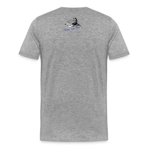 Touch The Sky - Gästeshirt - Männer Premium T-Shirt