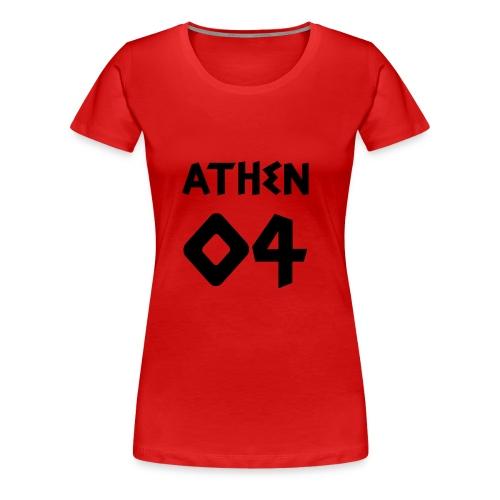 Athen 04 - Frauen Premium T-Shirt