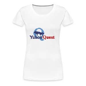 Yukon Quest Girlie T-Shirt - Frauen Premium T-Shirt