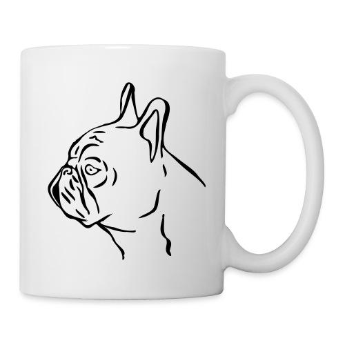 Bullykopf Tasse - Tasse