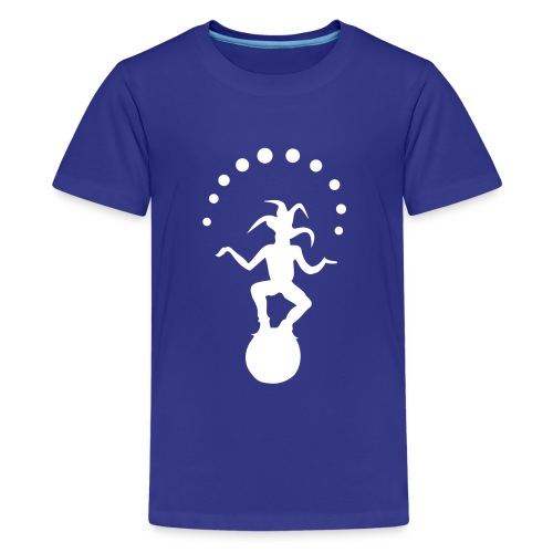 modell bibo - Teenager Premium T-Shirt
