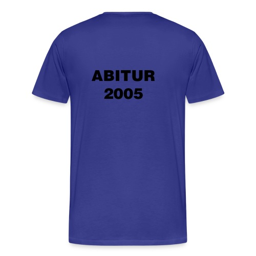 ABi 2005 - Männer Premium T-Shirt