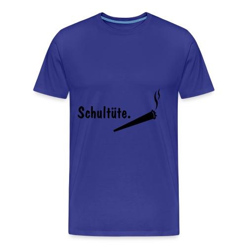 Schultüte - Männer Premium T-Shirt