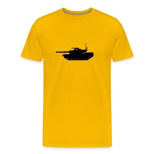 TEAMPLAY Panzer T-Shirt - Männer Premium T-Shirt