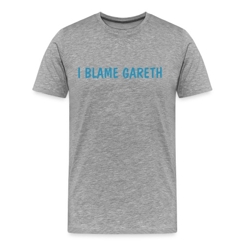 Blame Game - Men's Premium T-Shirt