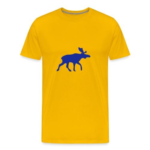 Alce Comfort T-Shirt - Maglietta Premium da uomo
