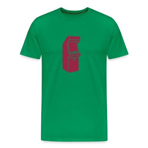 Arcade2 - Men's Premium T-Shirt