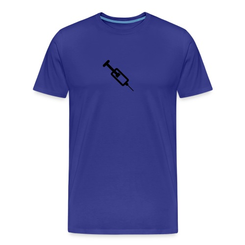 Junkie - Premium-T-shirt herr