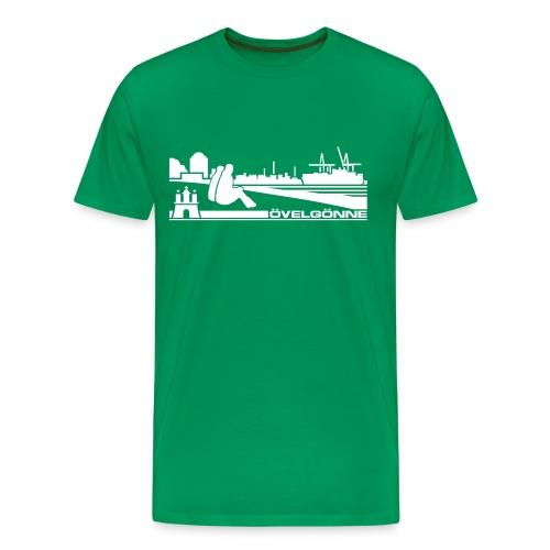 archisys M-05-020-FX - Männer Premium T-Shirt