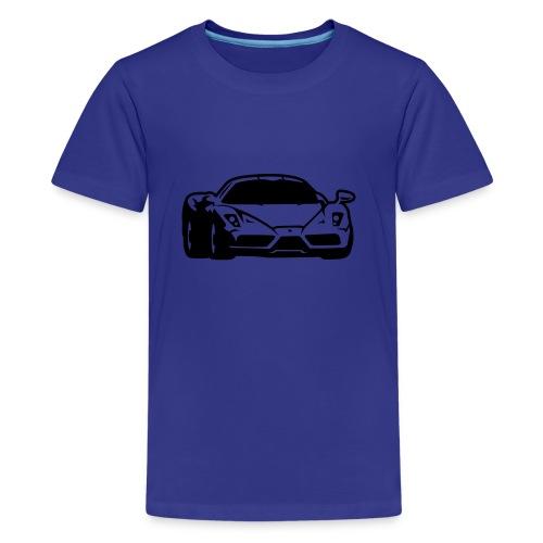 Tobi - Flitzer klein - Teenager Premium T-Shirt