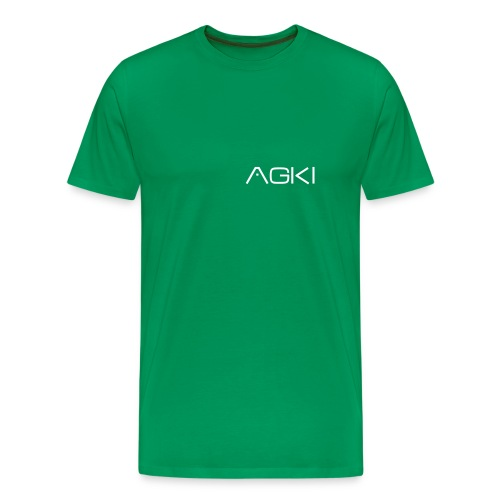 AGKI Logo - Männer Premium T-Shirt
