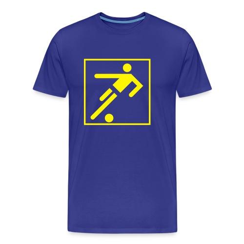 camiseta futbol - Camiseta premium hombre
