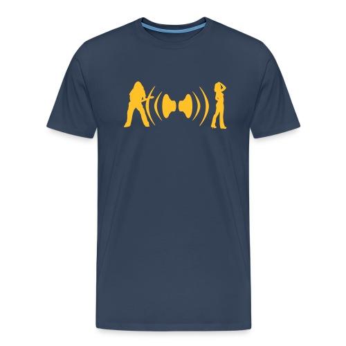 HeShe 3XL Shirt dna/gg - Männer Premium T-Shirt