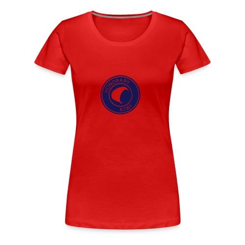 Honorary Kiwi Womens T-shirt - Women's Premium T-Shirt