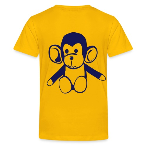 yellow baby - Maglietta Premium per ragazzi