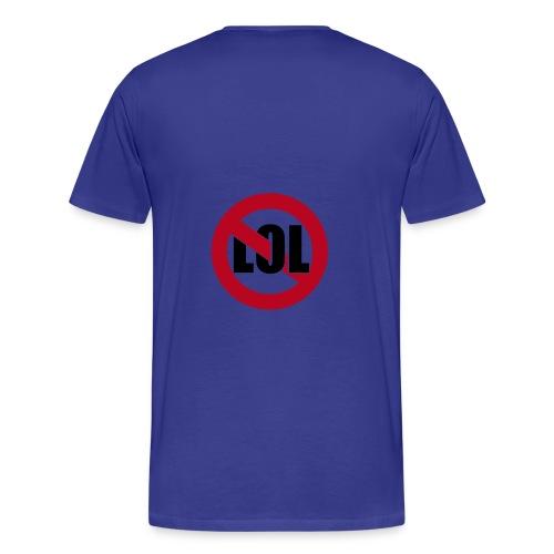 nerd tee - Men's Premium T-Shirt