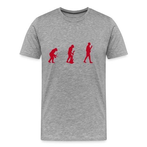 Entwicklung... - Männer Premium T-Shirt