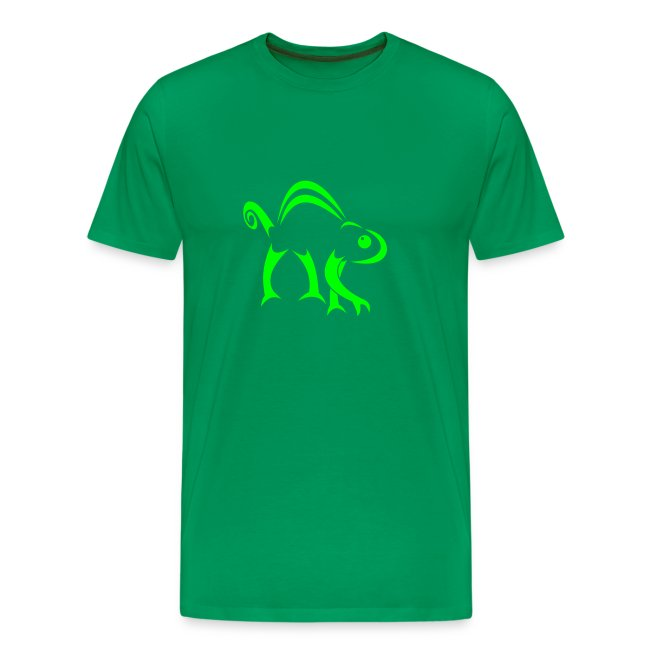 Waltari Green Chameleon T