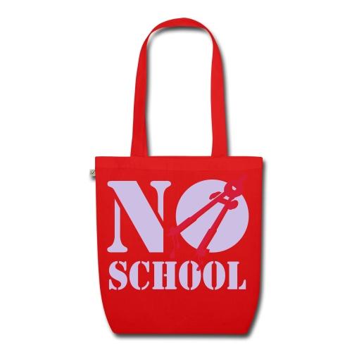 NO SCHOOL Tote - EarthPositive Tote Bag
