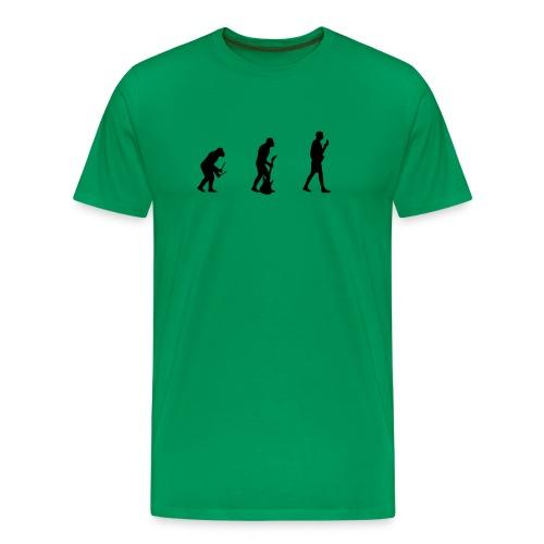 Numba Performer grün - Männer Premium T-Shirt