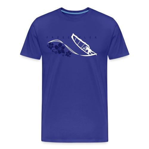 FREESTYLER 01 SKY - Men's Premium T-Shirt