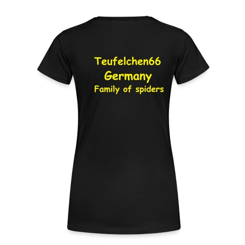 Girlie - Frauen Premium T-Shirt