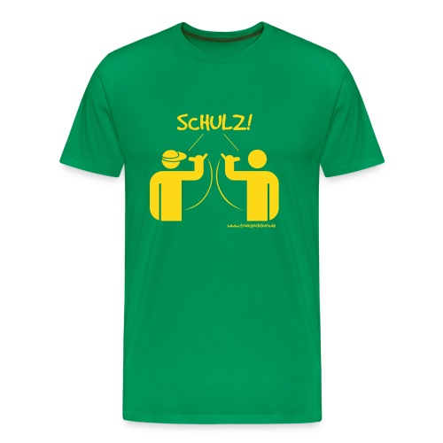 SCHULZ! - Männer Premium T-Shirt