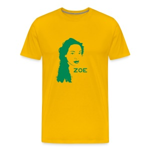 Zoe - Original  - Men's Premium T-Shirt