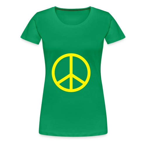 Peace & Love byClem - T-shirt Premium Femme