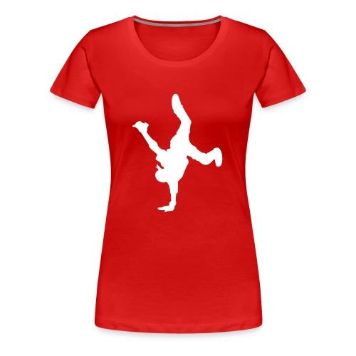 camiseta manga corta - Camiseta premium mujer