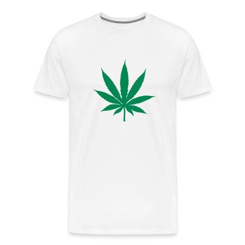 WEED THC! - Koszulka męska Premium