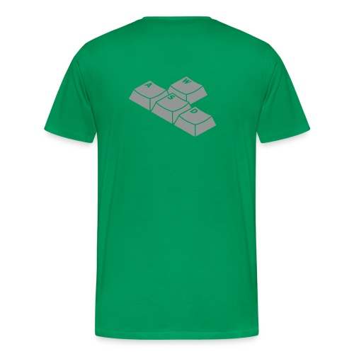 WASD - Männer Premium T-Shirt