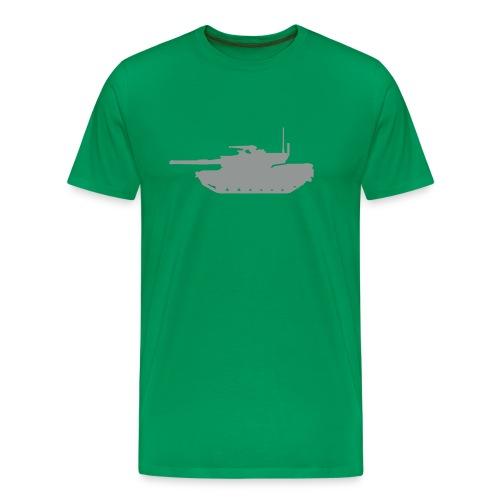 Tank - Koszulka męska Premium