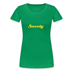 Sweety - Frauen Premium T-Shirt